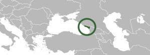 Ubicazione dell'Abcazia. Da http://www.linkiesta.it/abcasia