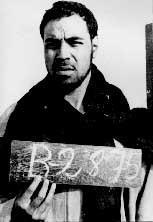 Mohamed Bassiri, uno dei primi leader contro l'oppressione marocchina.
