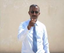 Eng Hussein Deyr. Foto da Somalilandsun.com