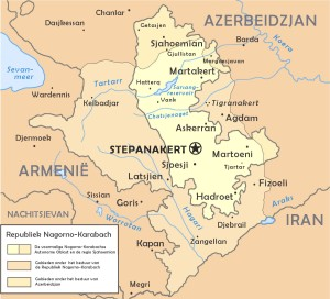 Il Nagorno-Karabakh