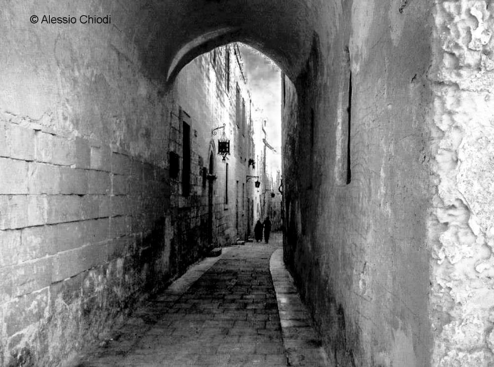Malta (vicolo di Mdina) 2014