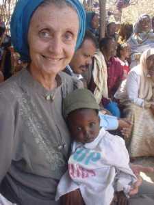 Annalena Tonelli, missionaria cattolica italiana in Somalia. Immagine da giovaniemissioni.it
