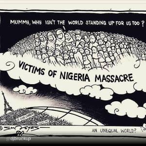 La vignetta postata sul profilo di Frank Ski.