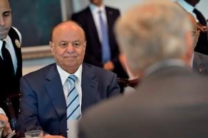 Il presidente yemenita Abd Rabbo Mansur Hadi