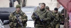 Alexandr Zakharcenko, presidente dell'autoproclamata repubblica di Donetsk. Foto da ilfattoquotidiano.it
