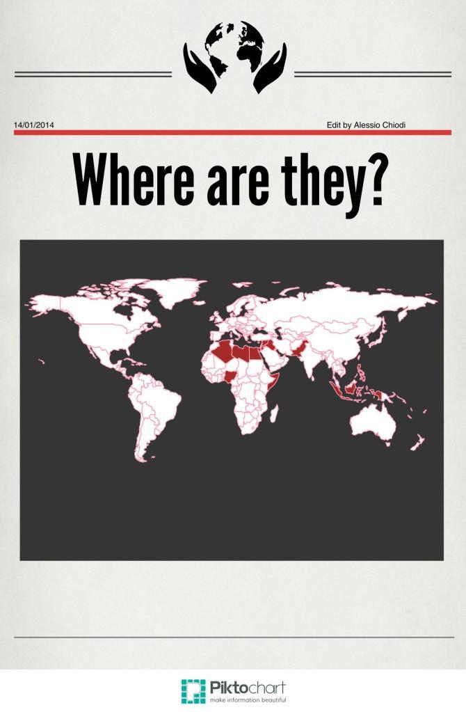 La mappa del terrore