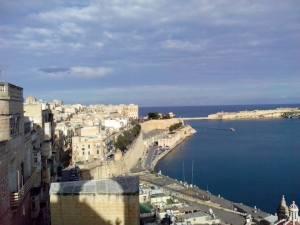 Il porto di La Valletta. Foto dell'autore