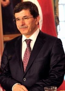 Ahmet Davutoglu, primo ministro turco.