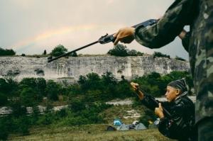 I bambini soldato © Maxim Dondyuk