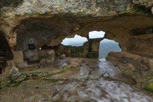 La fortezza di Esi-Kermet. Foto da: derwombatdotnet