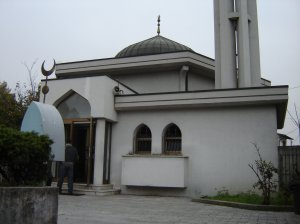 Il centro di culto di Segrate ©wikipedia