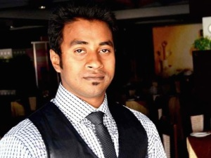 Nazimuddin Samad, 28 anni, studente di legge e blogger. ©Facebook e presa da Ifex.org