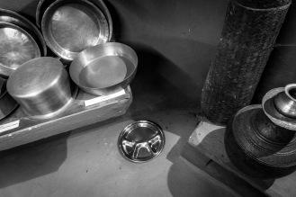 15-Una probabile ciotola per cani, in una casa museo di arte popolare di Sirubari