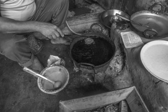 17-La preparazione di una ciambella