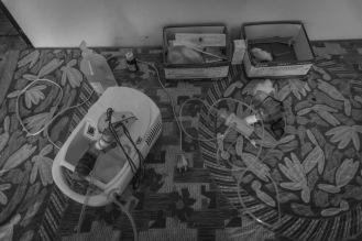 18-Strumenti medici nell'ospedale di Sirubari