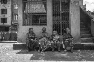 Anziane, Bhaktapur